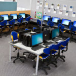 STMCPS computer lab