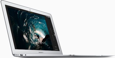 MacBook AirThin. Light. Powerful. And ready for anything.