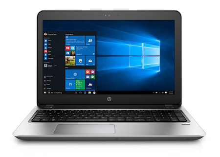 HP ProBookEquipped for the demands of work.